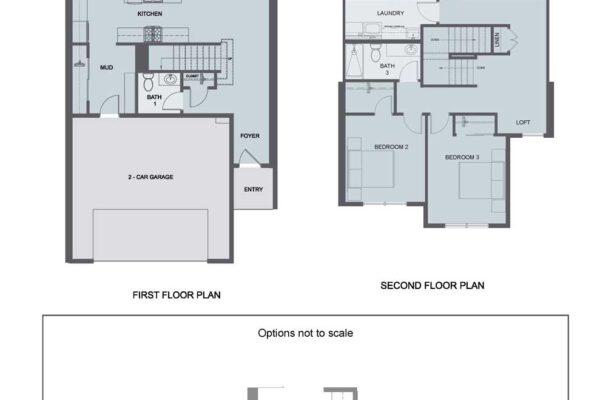 The Downs Minden Site Plan