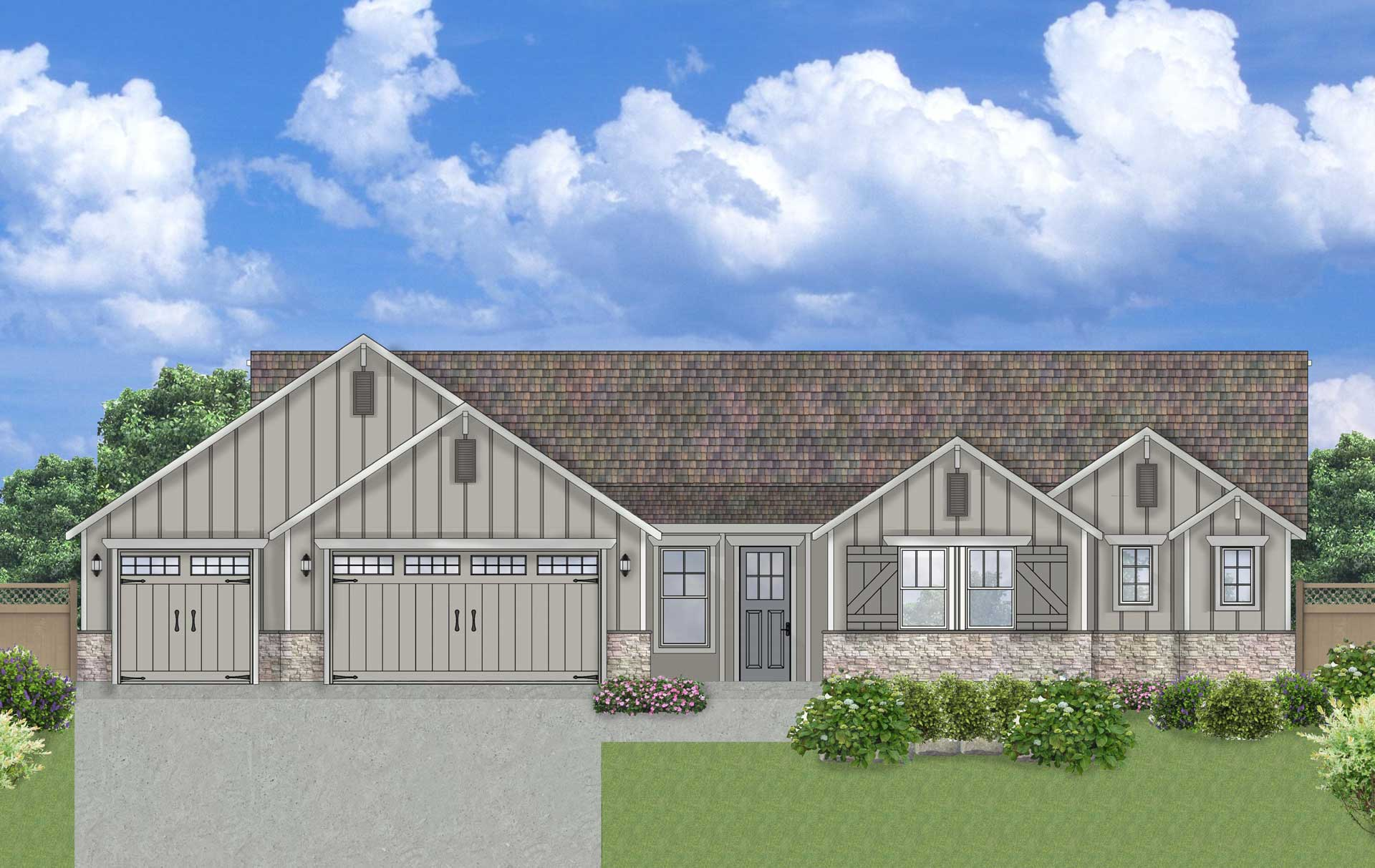 Dressler Flats - Santa Ynez Valley Construction